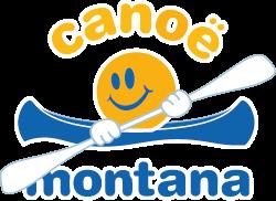 Logo Canoë Montana